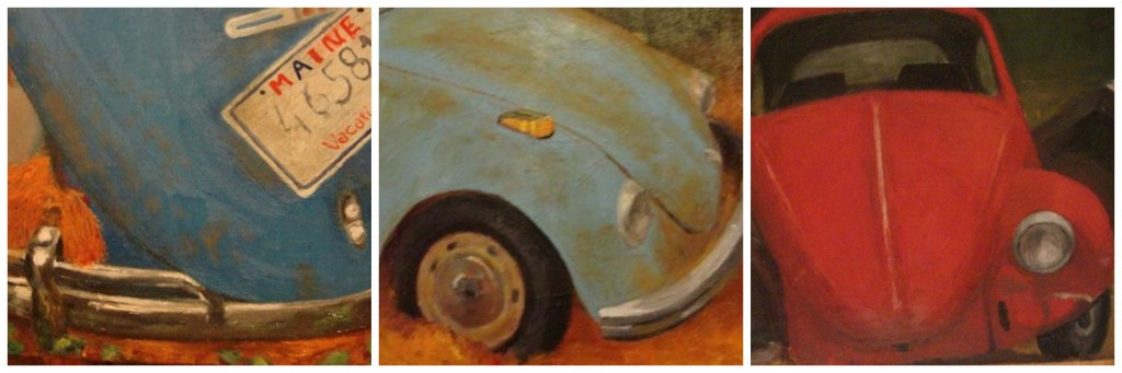 VW paintings