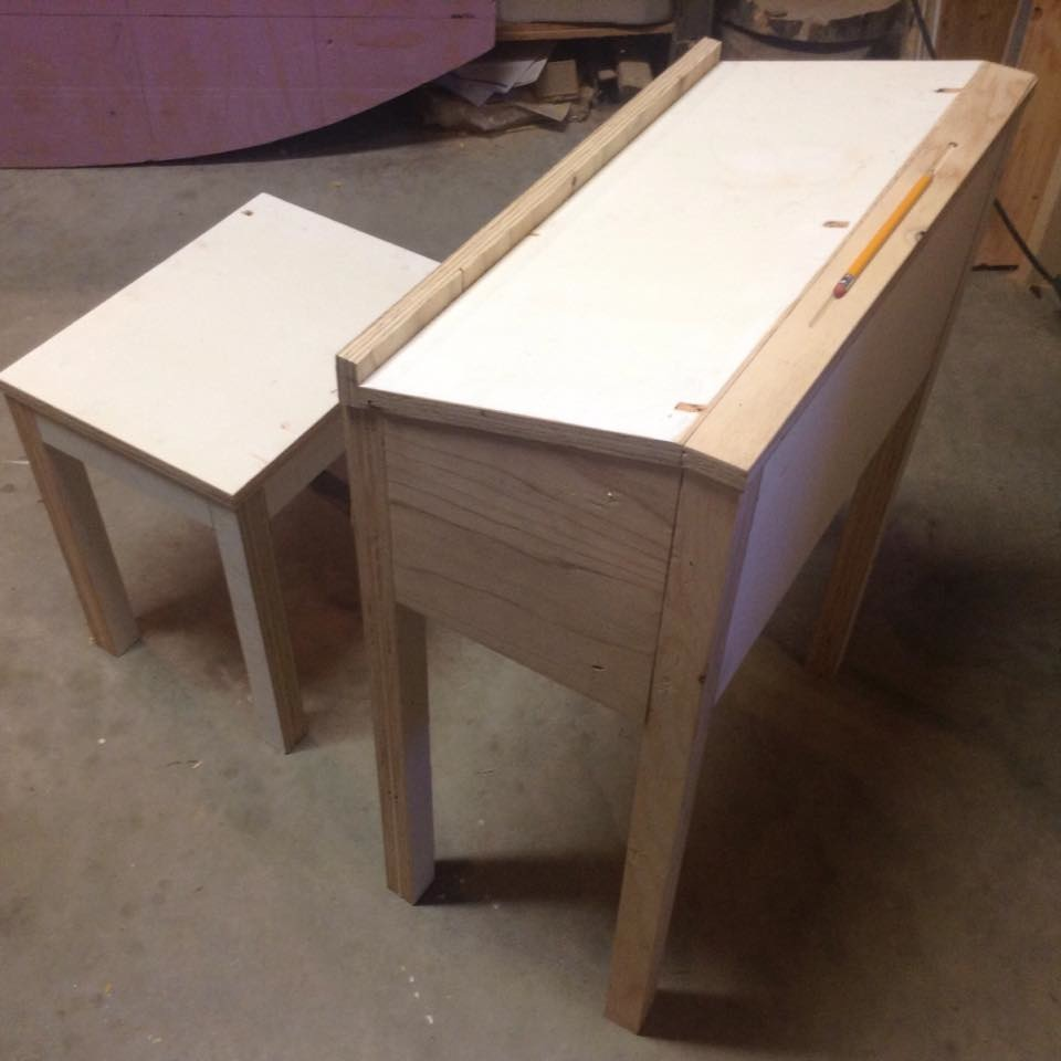 Desk prototype
