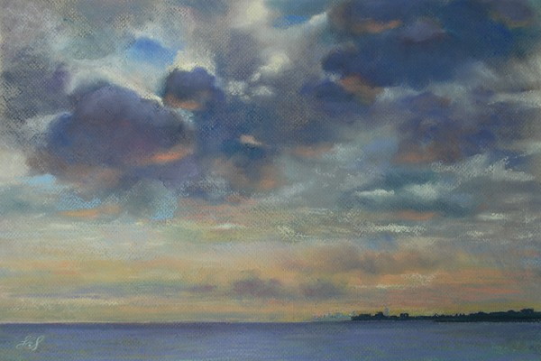 Pastel by Lucy Ellen Smith
